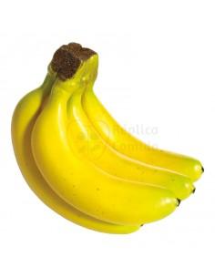 Réplica de Imitación Plátano-banana  18cm