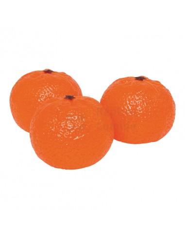Réplica de Imitación Mandarinas 6cm