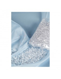 Réplica de Imitación Cubitos de hielo pequeños  1x1cm