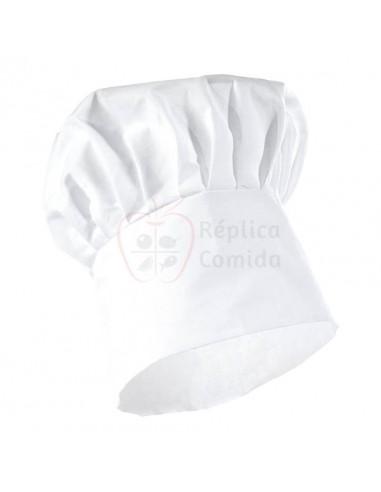 Réplica de Imitación Gorro de chef  19x20cm