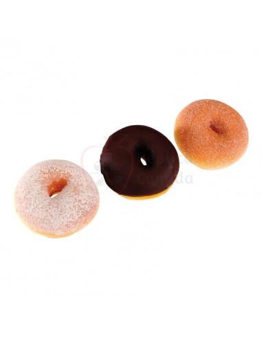 Réplica de Imitación Berlinas/donuts variados Ø 8cm