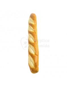 Réplica de Imitación Barra de pan de medio  55cm