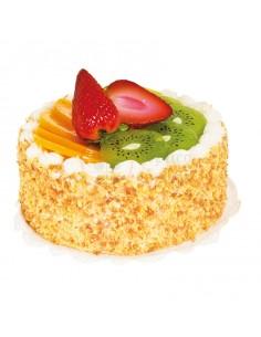 Réplica de Imitación Tarta de crema con fresas