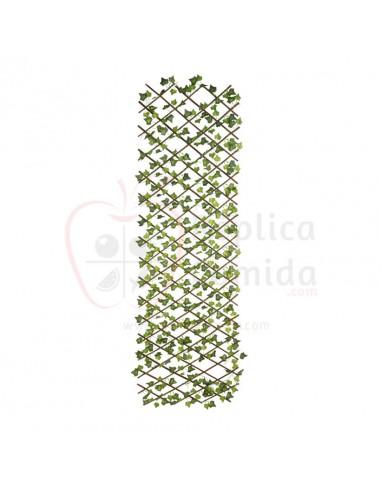 Réplica de Imitación Valla con hiedra  160x60cm