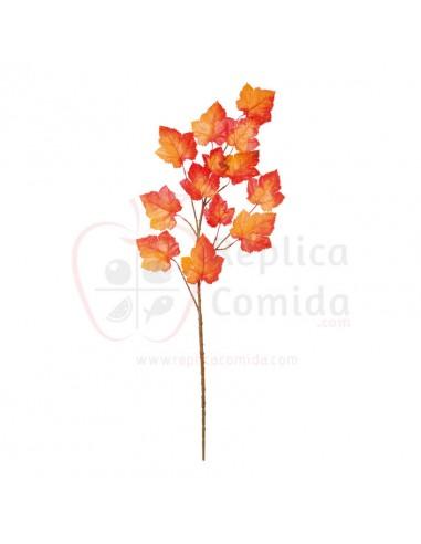 Réplica de Imitación Rama de hojas de parra  80cm
