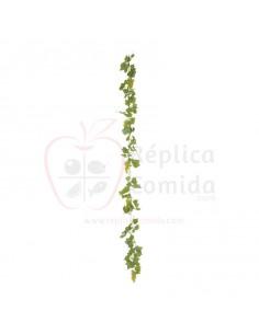 Réplica de Imitación Guirnalda de hojas de parra con uvas  180cm