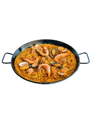 Réplica de Réplica Paella de arroz mixta